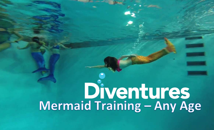 Mermaid Training
