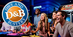 Omaha Arcade Dave and Busters