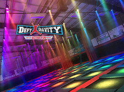 Defy Gravity Omaha