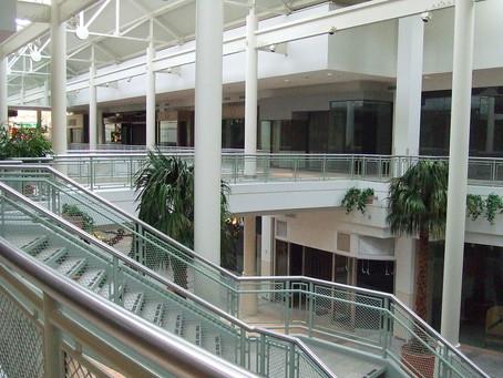 Last Chance to Visit Crossroads Mall!
