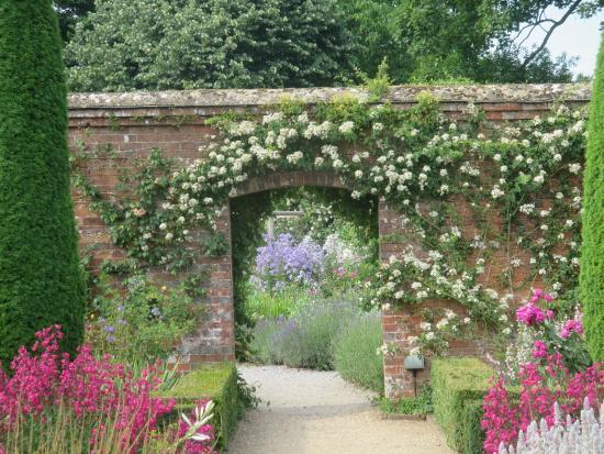 Walled Rose Garden