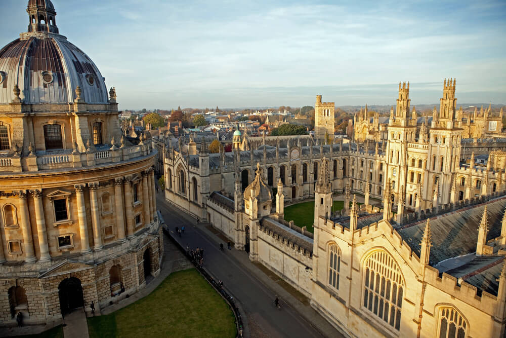 Photograph of Oxford