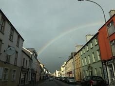 Rainbow over Killarney
