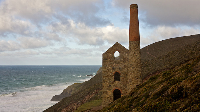 Inspiration for Tin Mine