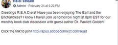 APUS Book Club