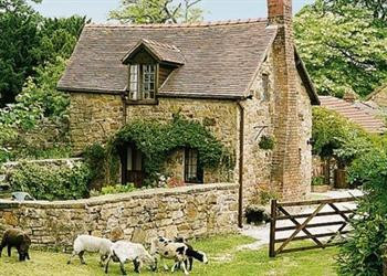 Inspiration for Lilith's Cottage
