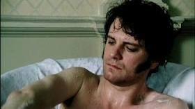 Colin Firth as Mr. Darcy in 1995 Pride & Prejudice