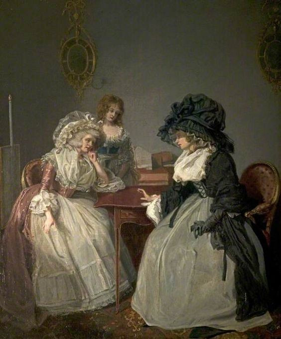 The Widow's Tale by John Raphael Smith