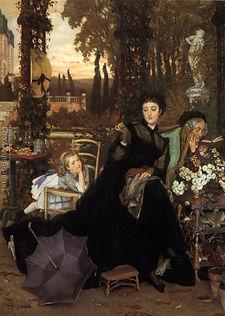 A widow_James Jacques Joseph Tissot.jpg