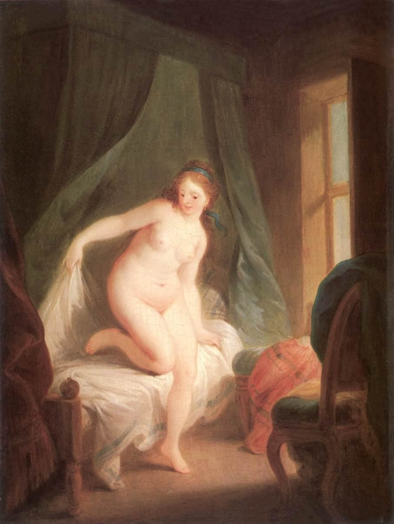 The Morning by Felix Ivo Leicher, 1780