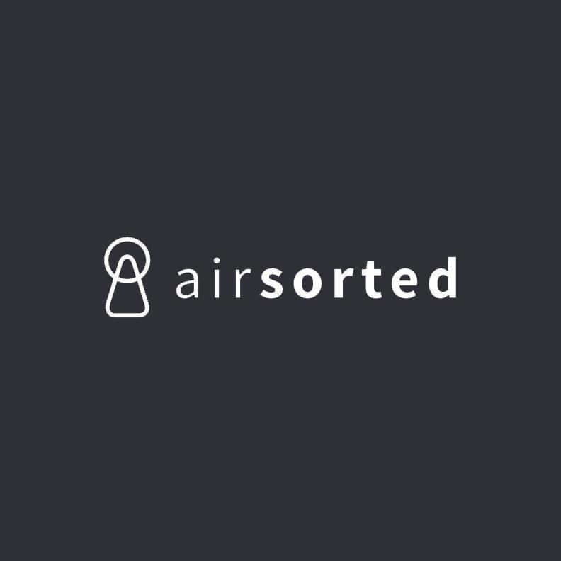 Airsorted logo