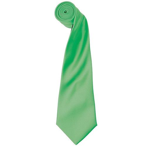 Krawatte Satin Apple