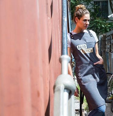 berufsbekleidung, urban clothing, urban wear, schürze