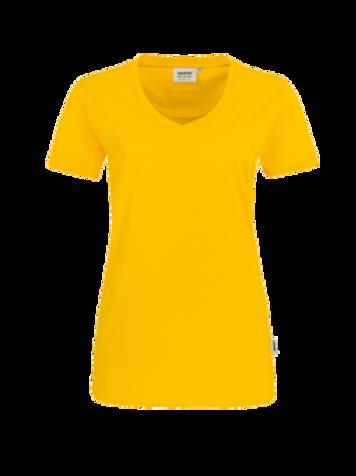 T-Shirt V-Hals sonne for women