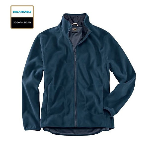 Fleece Jacke Herren blue