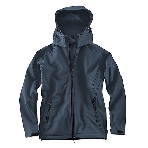Softshelljacke Trek Cap navy for men