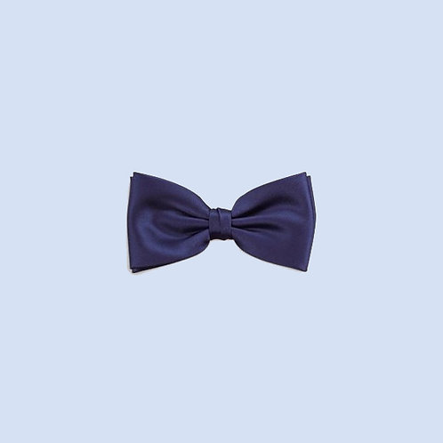 Deluxe Elegant Fliege dunkelblau