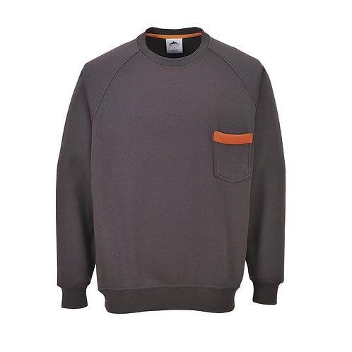 Pullover grey