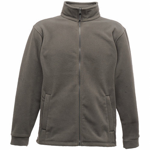 Workwear Fleecejacke Damen Seal Grey
