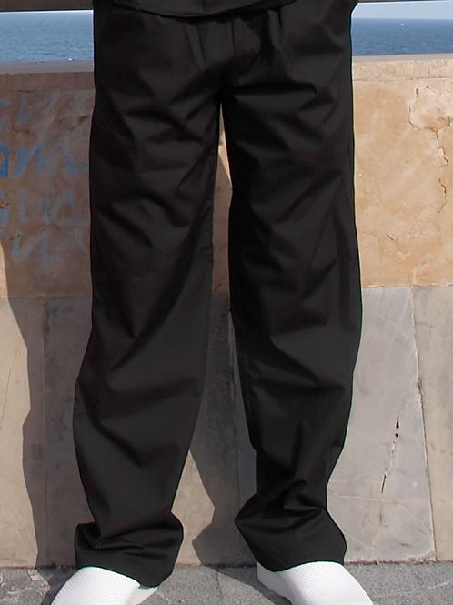 Unisex Poplin Trousers