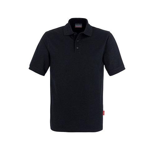 Polo schwarz