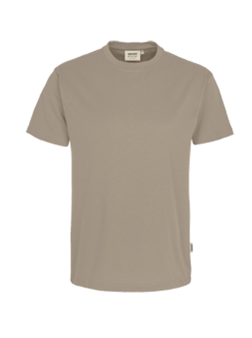 T-Shirt Rund-Hals khaki for men