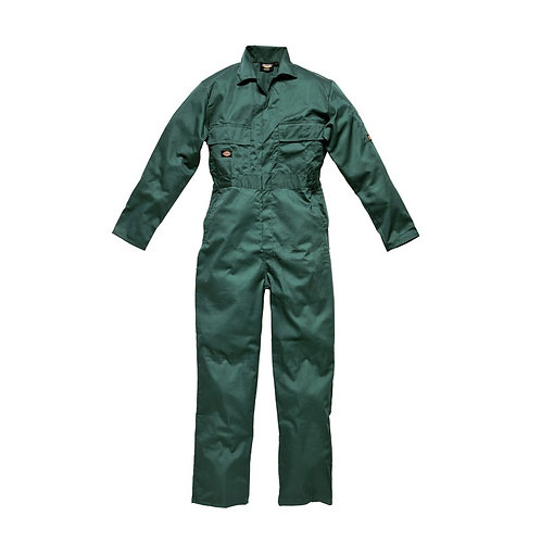 Redhawk overall grün