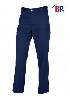 BP Jeans Unisex in dunkelblau aus strapazierfähigem Mischgewebe
