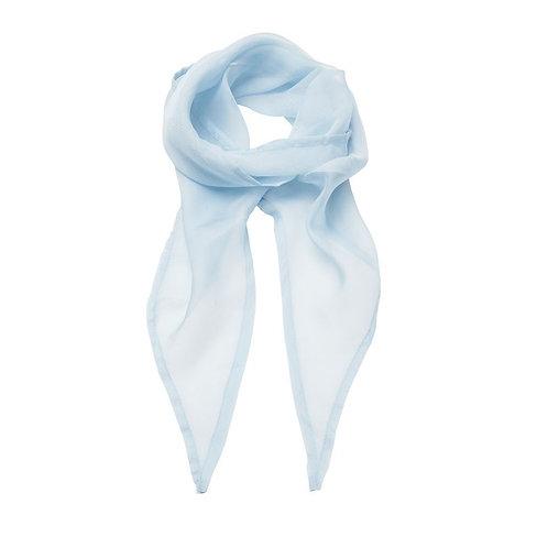 Foulard light blue