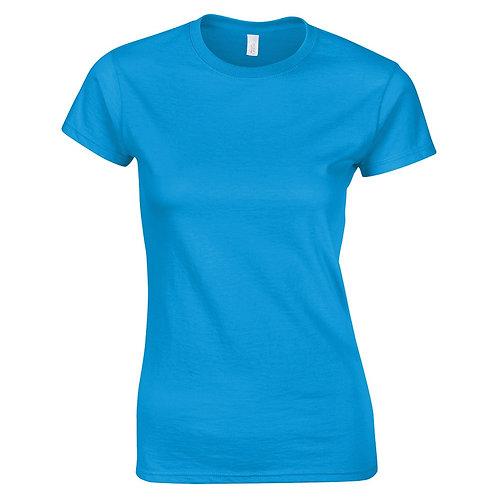T-Shirt sapphire for women