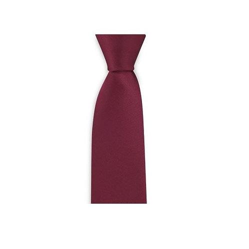 Krawatte 6cm bordeaux