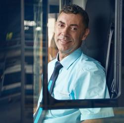 VBZ Tram Chauffeur