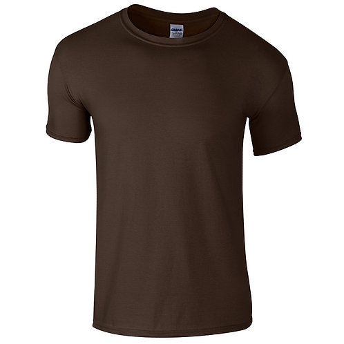 T-Shirt dark chocolate