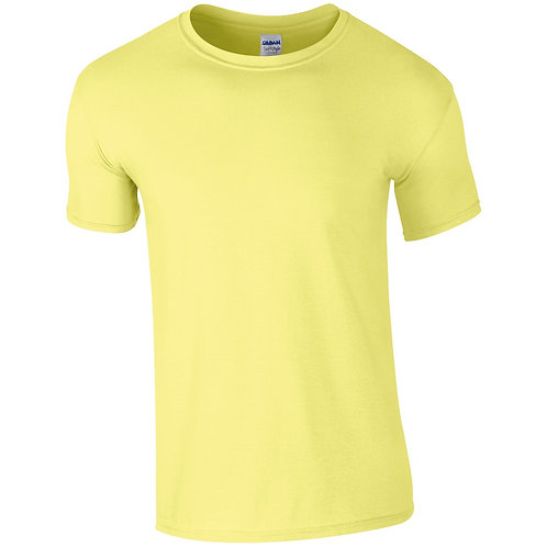 T-Shirt cornsilk for men