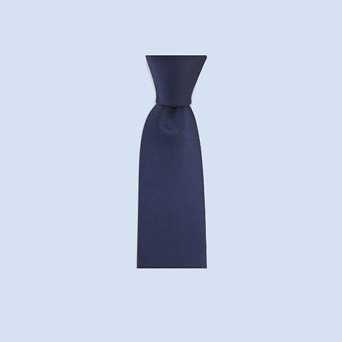Deluxe Elegant Krawatte dunkelblau