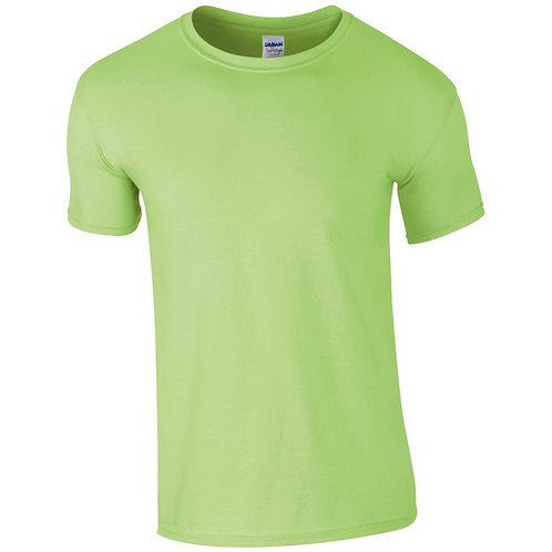 T-Shirt mint green for men