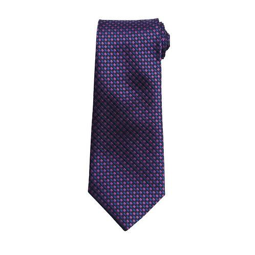 Krawatte navy/purple