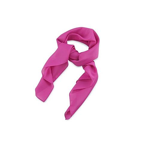Tuch 75x75cm rosa