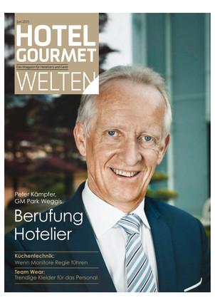 Reportage in Hotel Gourmet Welten
