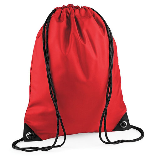 BagBase Bright Red