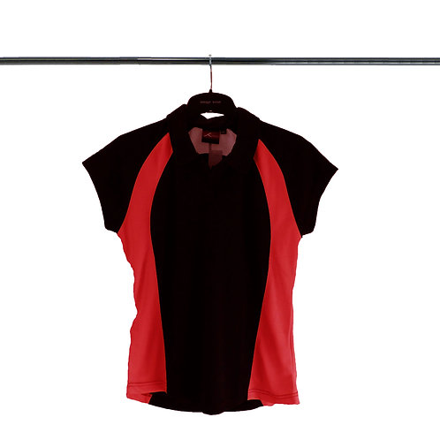 GEMS Unisex Polo navy-red