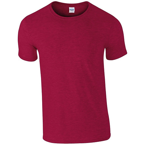 T-Shirt antique cherry red for men