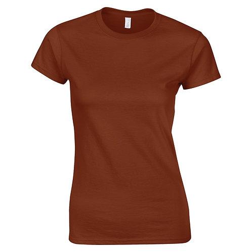 T-Shirt chestnut for women