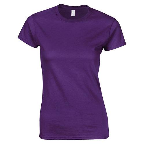 T-Shirt purple for women