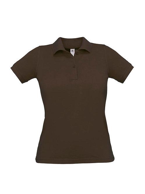 Poloshirt brown