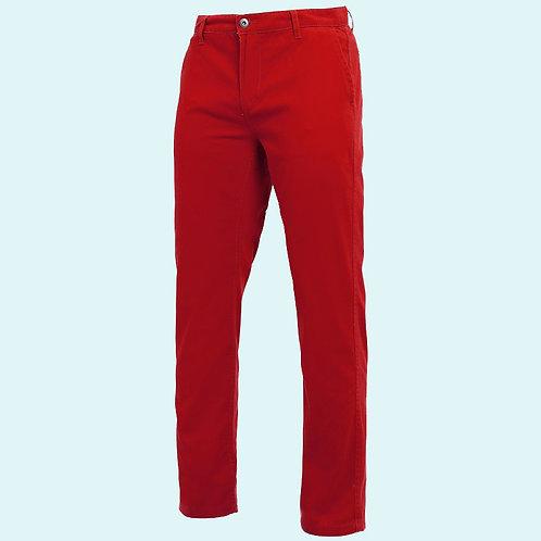Chino Herren, Regular fit, cherry red