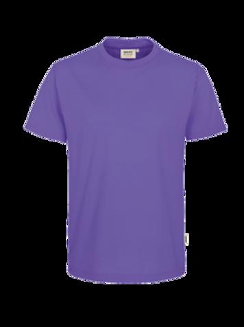 T-Shirt Rund-Hals lavendel for men