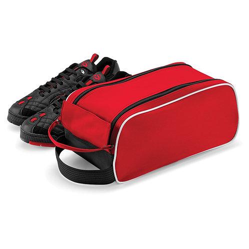Teamwear shoe bag red