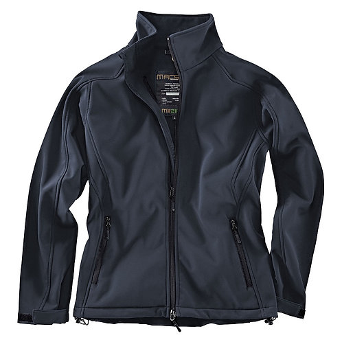 Softshelljacke Trek navy for men