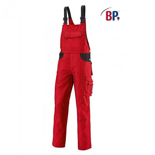 BP® Latzhose rot